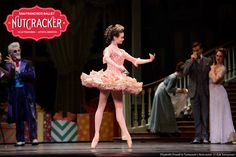 San Francisco Ballet  Elizabeth Powell as the Doll in the Party Scene  The Nutcracker   (c) Erik Tomasson