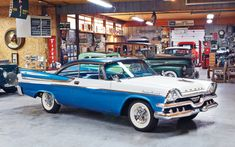 1957 Dodge Custom Royal Lancer. Photo: Motortrend