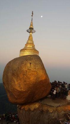 Myanmar - Golden Rock