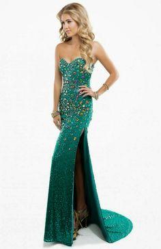 Atractivos vestidos de noche | Colección Maggie Sottero | Vestidos | Moda 2013 - 2014
