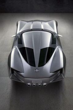 Corvette Stingray Concept.