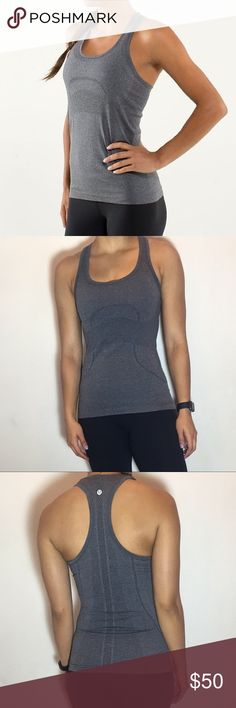 Lululemon Swiftly Tech Racerback Lululemon Swiftly Tech Racerback -Size 4. -Excellent condition, no flaws.  NO Trades. Please make all offers through offer button. lululemon athletica Tops Tank Tops