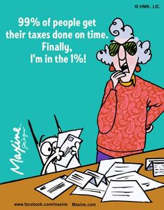 Dating cpa during tax season humor