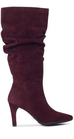 a36f394b Botas de mujer con tacón negras – Zapatos online miMaO – miMaO ShopOnline Botas  De Caña
