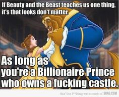 Well that explains why I am how I am lol.. She would be my princess