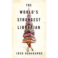 An inspiring story of how a Mormon kid with Tourette's, now a librarian at Salt Lake City Public Library, found salvation in books and weight-lifting.  Reading the ARC now, fascinating. And the author is coming to speak at our Staff Day!