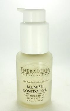 Hello Beautiful Face - Theraderma Blemish Control Gel, $32.00 (http://www.hellobeautifulface.com/theraderma-blemish-control-gel/) Stay connected with latestest trends in skincare products and best homecare treatments.