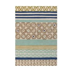 Surya SCI18 Scion Hand Tufted 100% Wool Rug 8 x 11 Rectangle Home (6 590 PLN) ❤ liked on Polyvore featuring home, rugs, home decor, multi coloured rug, hand knotted area rugs, hand knotted rugs, wool rugs and multi color area rug