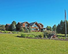 8800 sq. ft. Colorado Luxury Home & Ranch United Country Real Estate