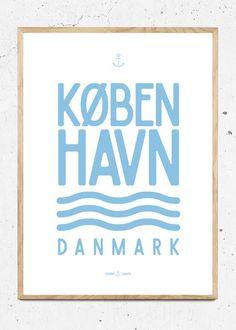 København, kutterblå fra Hjemhavn
