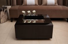 The Box Mirror Coffee Table - Now in new colours