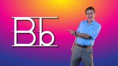 Learn the letter B. This Alphabet song in our Let's Learn About the Alphabet Series is all about the consonant b Your children will be engaged in singing, li. Alphabet Song For Kids, Alphabet Video, Alphabet Songs, Abc Songs, Learning The Alphabet, Kids Songs, Phonics Song, Alphabet Phonics, Phonics Videos