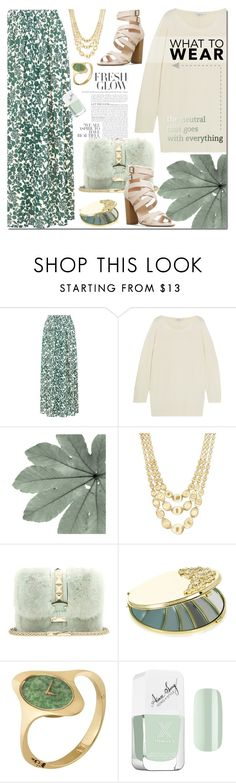 """Untitled #1452"" by elena-777s ❤ liked on Polyvore featuring Tory Burch, MaxMara, Marco Bicego, Valentino, Monsoon, Chopard, Formula X and autumnwinter2016"