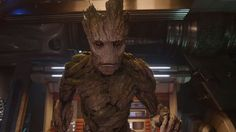 See The Avengers and Groot sing Christmas Carols
