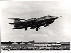 Bristol 188. Supersonic research aircraft. First flown 14 April 1962