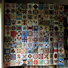 susis quilts: the stonefield blocks