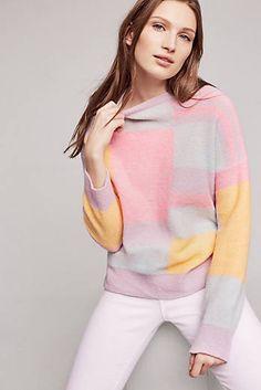 Cal Colorblock Sweater