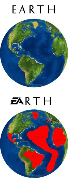 Good that Earth is not designed by them