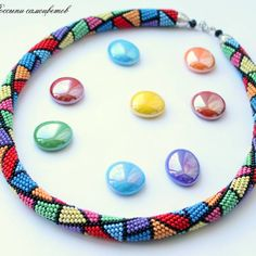We on Facebook: http://ift.tt/2jRHDjd Beautiful Beaded Jewelry #underbeads by @underbeads Check our #AmazingPhoto WEBSTA: