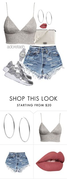 """Untitled #503"" by styledbytashh ❤ liked on Polyvore featuring Michael Kors, Chanel, H&M, Ravel, NIKE and Rolex"