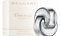 Bvlgari Omnia Crystalline Eau de Toilette Spray A scent inspired by the pureness of crystal, Omnia Crystalline is a delicate floral fragrance for the refined and contemporary woman. (Barcode EAN=0783320922169) http://www.comparestoreprices.co.uk/perfumes/bvlgari-omnia-crystalline-eau-de-toilette-spray.asp