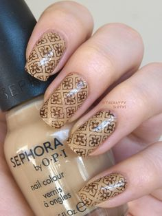 The Happy Sloths: MoYou London Artist Collection Stamping Nail Art Plate #04: Review and Swatches