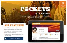 ICICI Bank introduced Facebook Banking - PITSTROKE