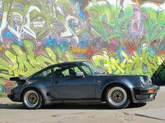 1984 Porsche 930 Widowmaker