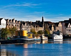 Edinburgh Waterfront by Dave Edwards.