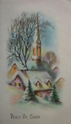https://flic.kr/p/5ZRzWL | early 1960s Christmas card