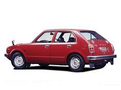 Honda Civic (1976 – 1979).