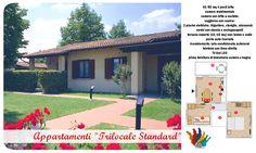 appartamenti trilocale standard-villaggio lago di Garda, Sirmione