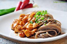 Makaron soba – szybki i kolorowy obiad | Twardy Szparag -kulinarnie rozwinięty