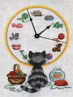 punto croce orologi - Francesca Rezzano - Picasa Web Album