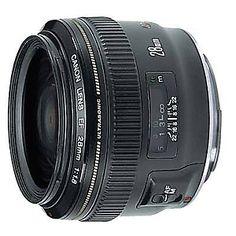 Canon EF 28mm f/1.8 USM Lens £382