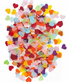 Paper Heart shape Comes in plastic tube wide oz of confetti Glitter Nikes, Glitter Balloons, Glitter Girl, Confetti Balloons, Buddha Doodle, Lion Birthday, Confetti Background, Gift Ribbon, Mini Craft