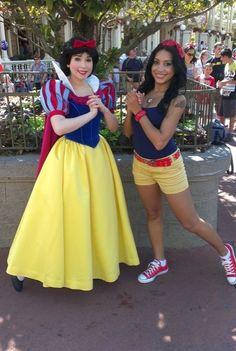 Fun Disney snow white outfit