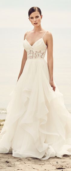 Mikaella Bridal Spring 2017 Wedding Dress Collection
