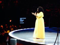 It kind of feels like Oprah week around here. My apologies if it's getting old, but then again, I did see OPRAH in person! This week. Up close! As the days go on and I slowly move out of vacation . Normal Life, Peak Performance, Moving Out, Oprah, Getting Old, Feels, In This Moment, Vacation, Getting Older