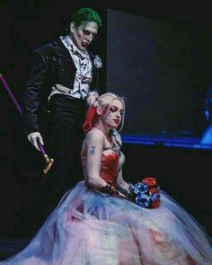 Harley & Joker Cosplay