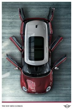 With four side doors and iconic rear split doors, the new #MINI #Clubman effortlessly marries tradition with modern elegance.