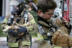Thank Heavens For Fire Fighters