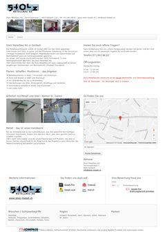 Stolz Metallbau AG, Goldach, Geländer, Treppenbau, Schmiedeisen