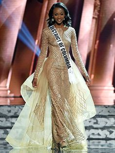 Deshauna Barber:Miss USA - 2016