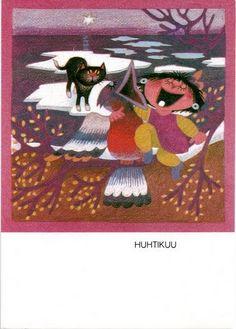 Camilla Mickwitz Book Illustrations, Children's Book Illustration, Camilla, Childrens Books, Kids Rugs, Album, Cats, Prints, Decor
