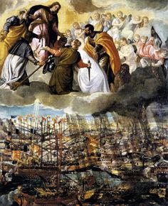 """Before the famous Battle of Lepanto, one man, at least, saw the danger with great clarity; as the Turkish menace moved ever westward in 1570, Pope St. Pius contacted the chief rulers of the West to unite against an enemy that threatened them all. In vain. Elizabeth of England? """"The cold queen of England is …"""