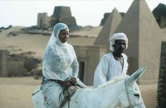 Nubian Pyramids in Sudan (aka Kush), has double the amount of pyramids than it's neighbor Egypt. The Nubians lost their ancient homeland in the but their culture and heritage remain. African Culture, African History, African Origins, African Men, African Beauty, We Are The World, People Of The World, East Africa, North Africa