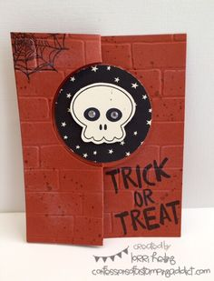Last Day for Early Bird Pricing is TOMORROW! :: Confessions of a Stamping Addict Lorri Heiling Howl-o-ween Treat
