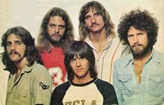 The Eagles... Don Henley was smokin hot