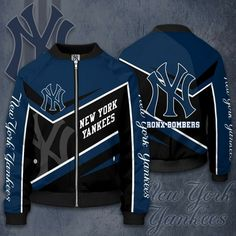 New York Yankees, Motorcycle Jacket, Adidas Jacket, Athletic, Jackets, Fashion, Down Jackets, Moda, Athlete
